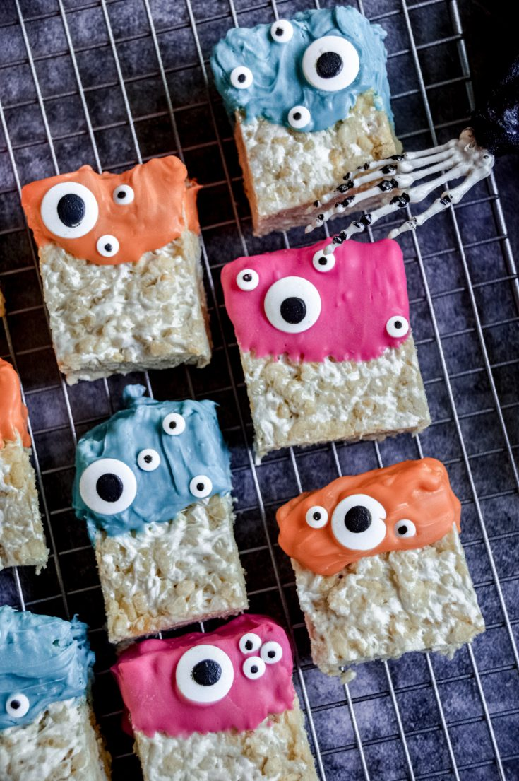 monster rice krispes